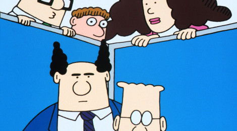 Project management Dilbert style!